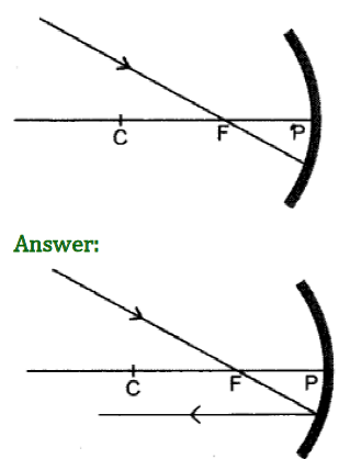 Class 10 Chapter 10 Light Reflection and Refraction Extra Question 33