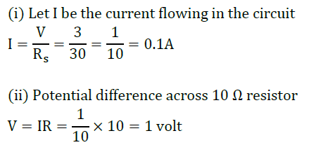 Class 10 Chapter 12 Electricity Extra Questions 18 ii