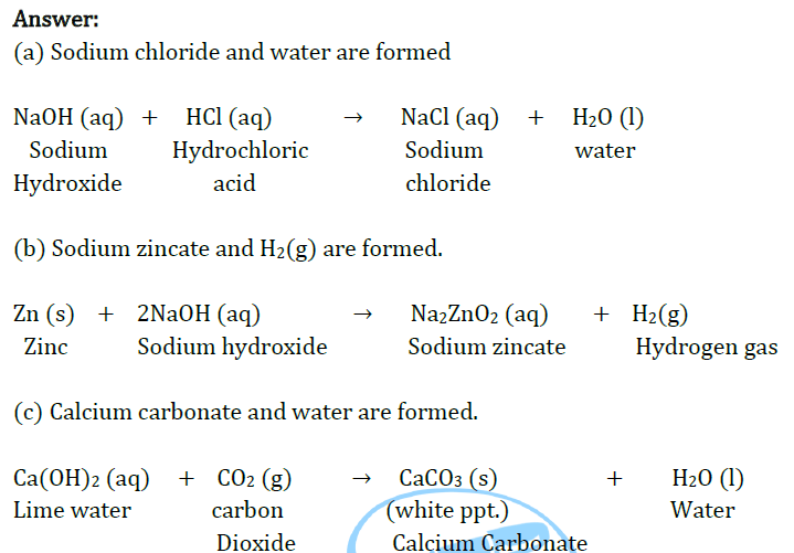 Class 10 Chapter 2 Acids Bases and Salts Extra Question 41