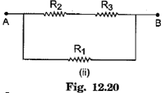 Class 10 Science Chapter 12 Electricity Important Question 22 ii