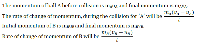 Extra Questions for Class 9 Science Chapter 9 Force and Laws of Motion 3