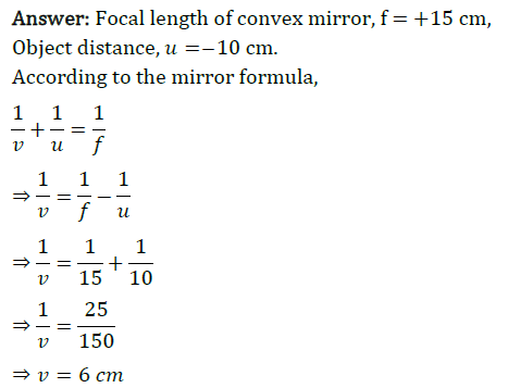NCERT Solutions for Class 10 Science Chapter 10 Light Reflection and Refraction image 21