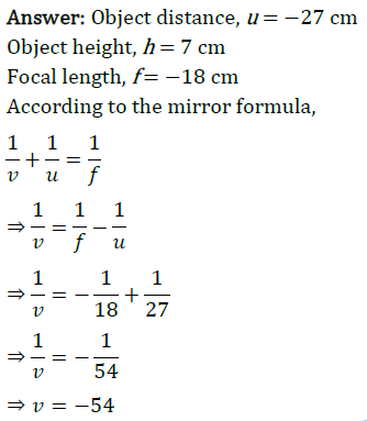 NCERT Solutions for Class 10 Science Chapter 10 Light Reflection and Refraction image 27
