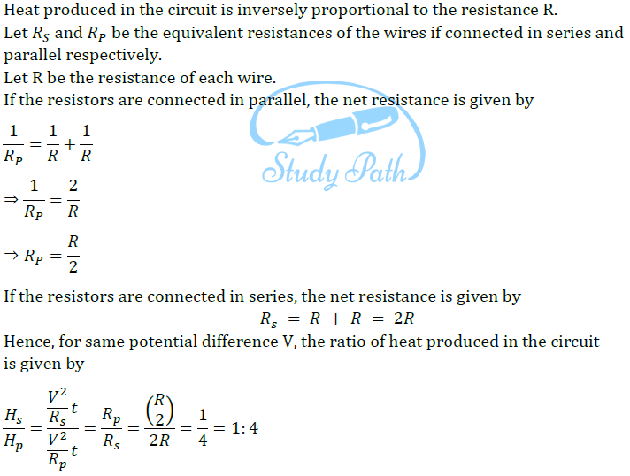 NCERT Solutions for Class 10 Science Chapter 12 Electricity image 26