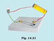 NCERT Solutions for Class 7 Science Chapter 14 Electric Circuit and Its Effects image 2