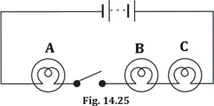 NCERT Solutions for Class 7 Science Chapter 14 Electric Circuit and Its Effects image 9
