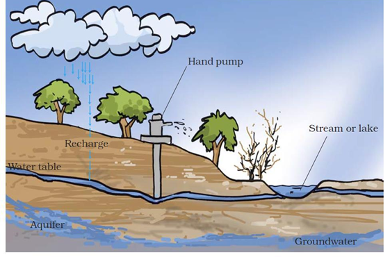 NCERT Solutions for Class 7 Science Chapter 16 Water A Precious Resource image 1