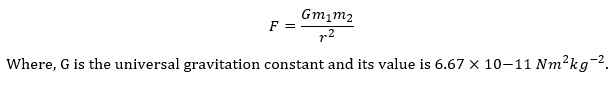 NCERT Solutions for Class 9 Science Chapter 10 Gravitation part 1