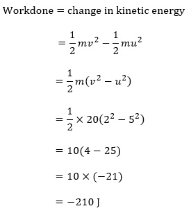 NCERT Solutions for Class 9 Science Chapter 11 Work and Energy part 5